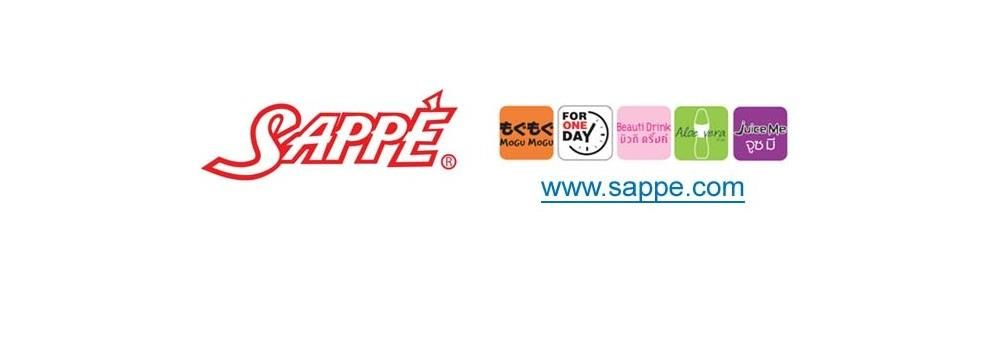 SAPPE PUBLIC COMPANY LIMITED's banner