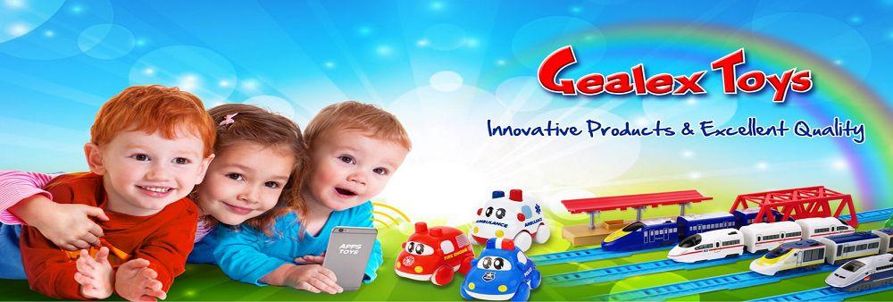 Gealex Toys Manufacturing Co Ltd's banner