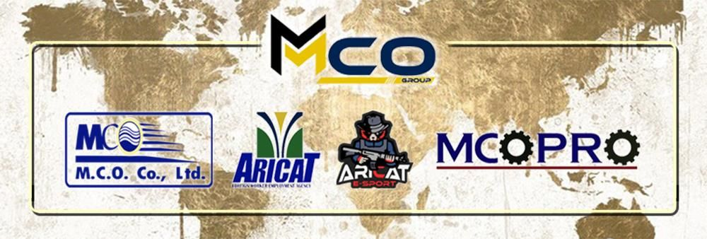 M.C.O. COMPANY LIMITED's banner