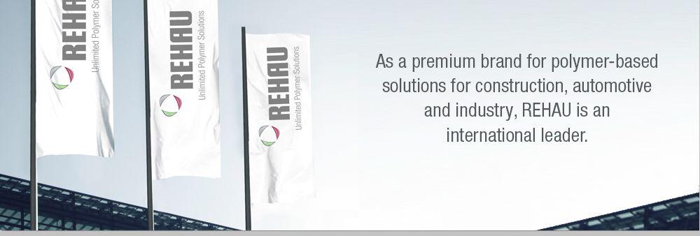 REHAU Limited's banner