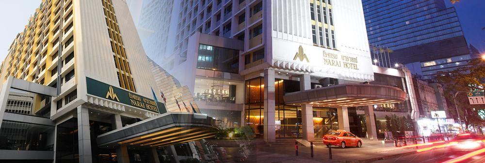 Narai Hotel Co., Ltd.'s banner