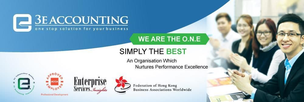 3E Accounting Limited's banner