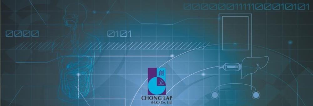 Chong Lap (HK) Co Ltd's banner