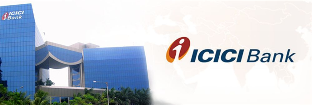 ICICI Bank Limited's banner