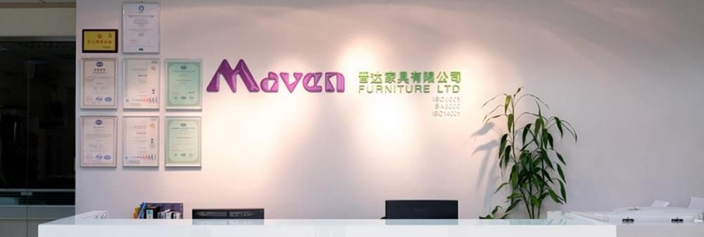 Maven Furniture (Hong Kong) Limited's banner