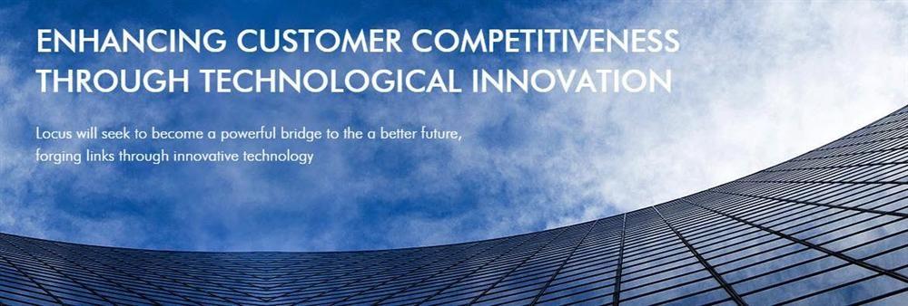 Locus Telecommunication Inc., Ltd.'s banner