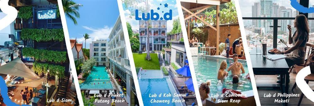 Lub d Co., Ltd.'s banner