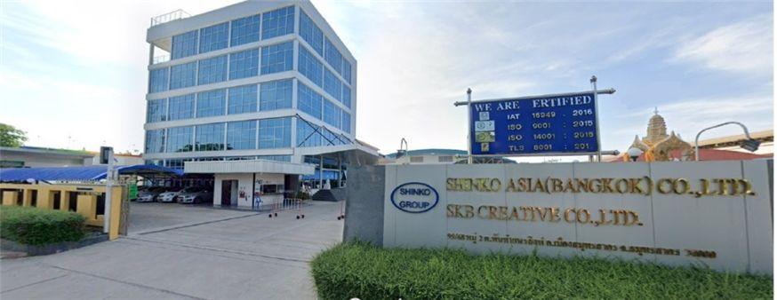 Shinko Asia (Bangkok) Co., Ltd.'s banner