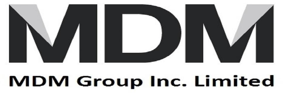 MDM Group Inc. Limited's banner