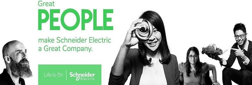 Schneider Electric IT Hong Kong Limited's banner