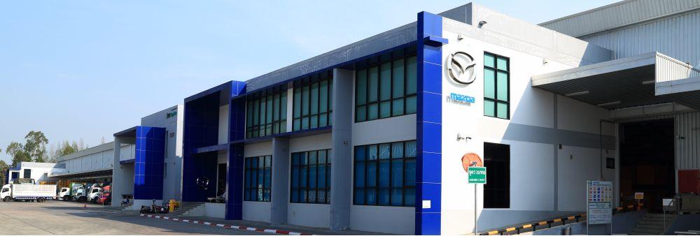 Mazda Logistics & Yusen (Asia) Co., Ltd.'s banner