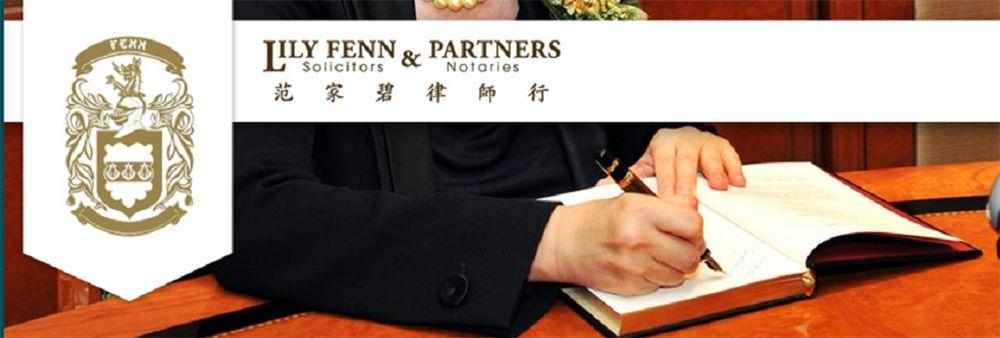 Lily Fenn & Partners's banner