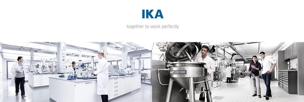 IKA Works (Thailand) Co., Ltd.'s banner