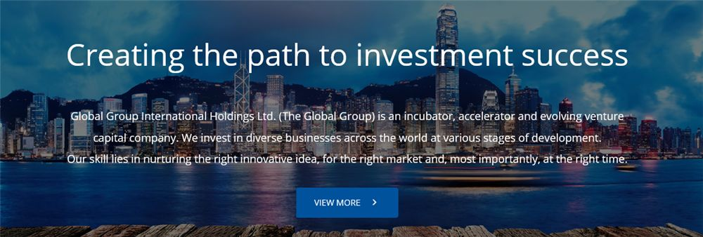 Global Group International Holdings Limited's banner