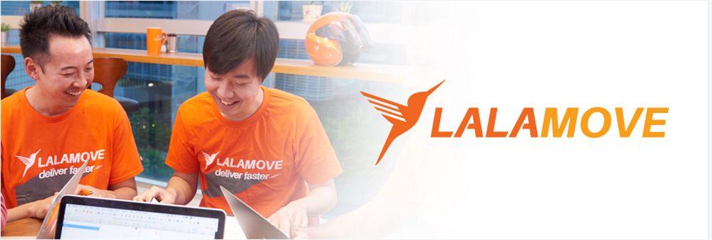 Lalamove's banner