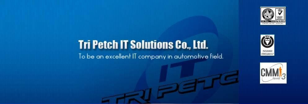 Tri Petch IT Solutions Co., Ltd.'s banner