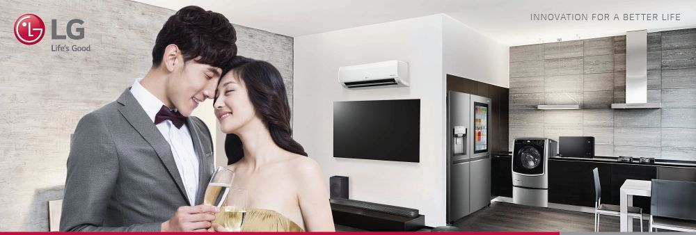 LG Electronics (Thailand) Co., Ltd.'s banner