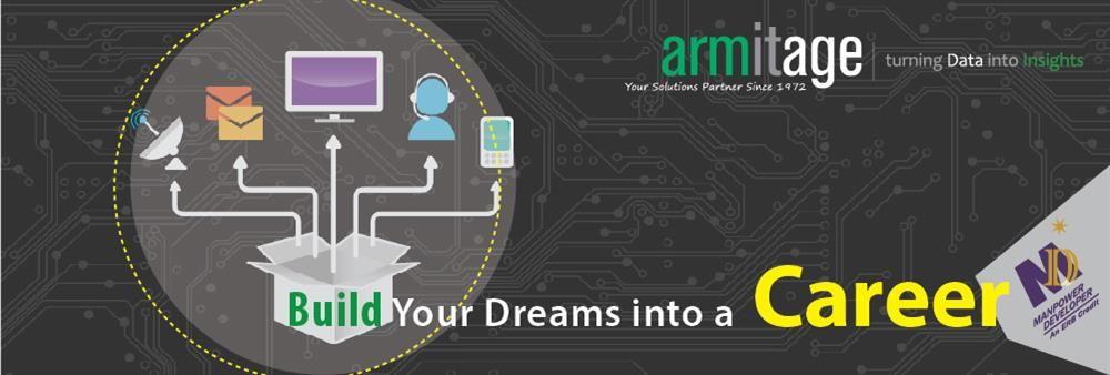 Armitage Technologies Ltd's banner
