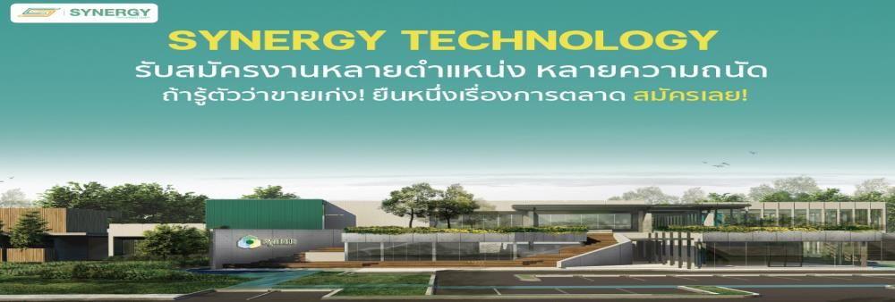 Synergy Technology Co., Ltd.'s banner