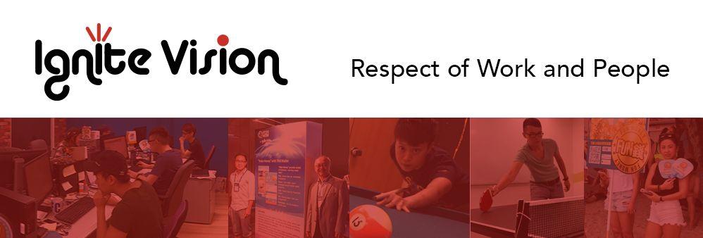 Ignite Vision Ltd's banner
