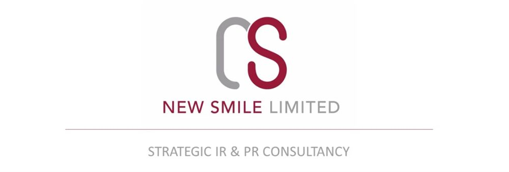 New Smile Limited's banner