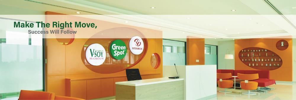 Green Spot Co.Ltd.'s banner