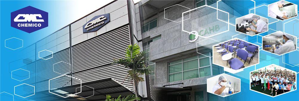 Chemico Inter Corporation Co., Ltd.'s banner