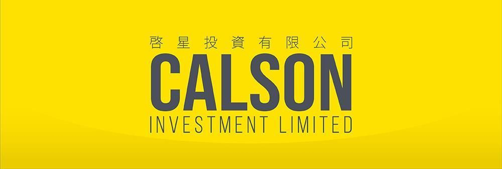 Calson Investment Limited's banner