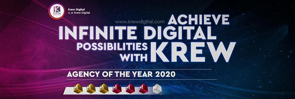 KREW LIMITED's banner