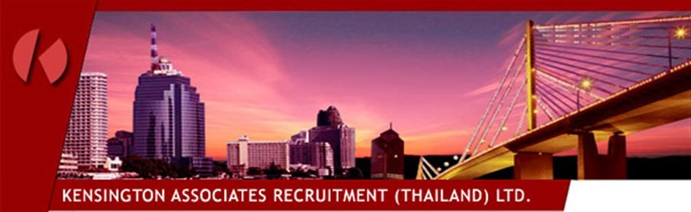 Kensington Associates Recruitment (Thailand) Ltd.'s banner