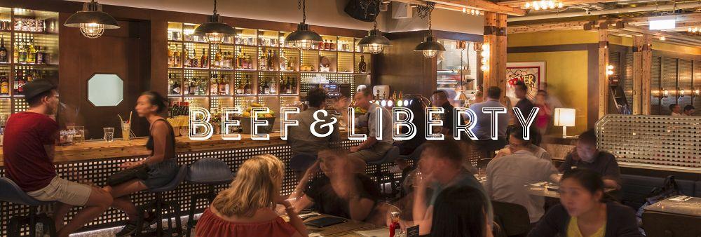 Beef & Liberty (Hong Kong) Limited's banner