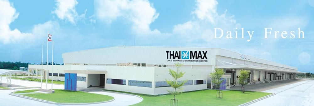 THAIMAX COLD STORAGE CO., LTD.'s banner