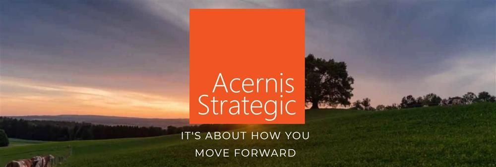 Acernis Strategic Company Limited's banner