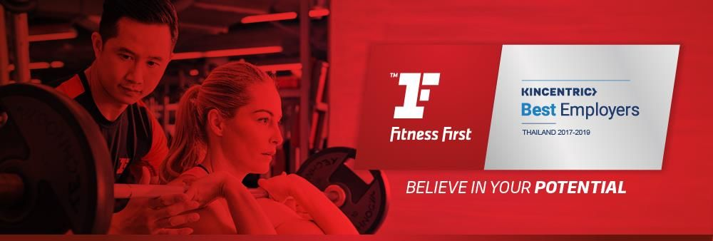 Fitness First (Thailand) Ltd.'s banner