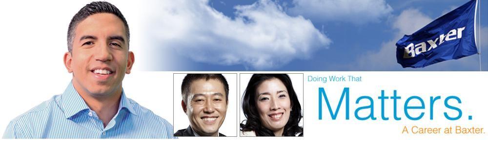 Baxter Healthcare (Thailand) Co., Ltd.'s banner