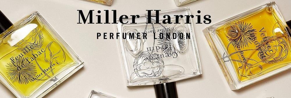 Miller Harris's banner