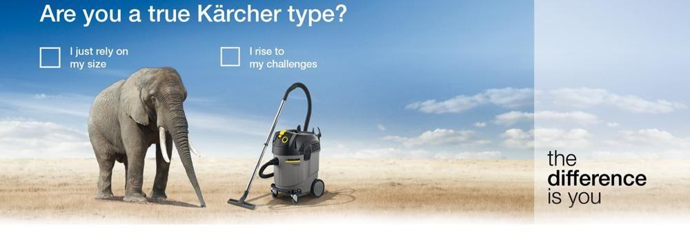 Karcher Retail Limited's banner