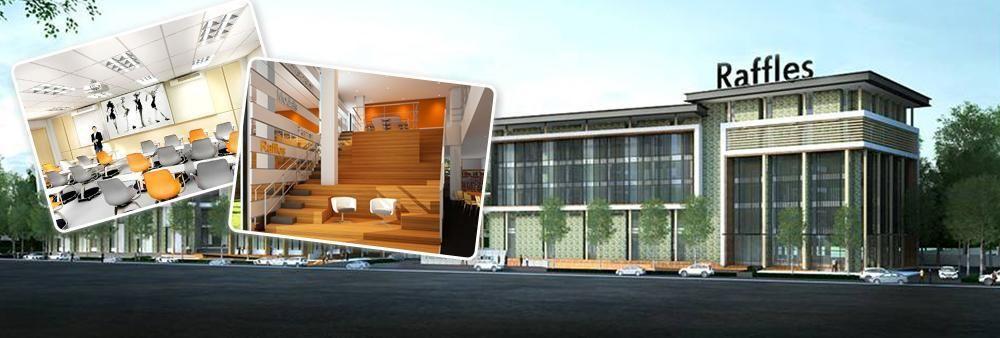 Raffles Design International (Thailand) Ltd.'s banner