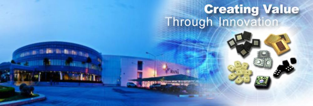 Hana Semiconductor (Ayutthaya) Co., Ltd.'s banner