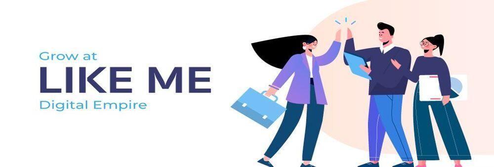 Like Me Co., Ltd.'s banner