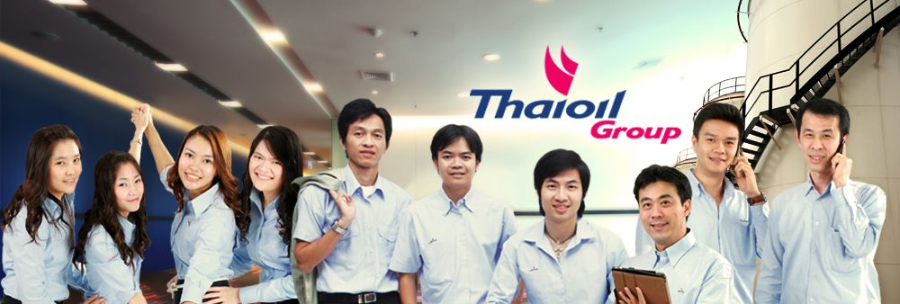 Thaioil Group's banner