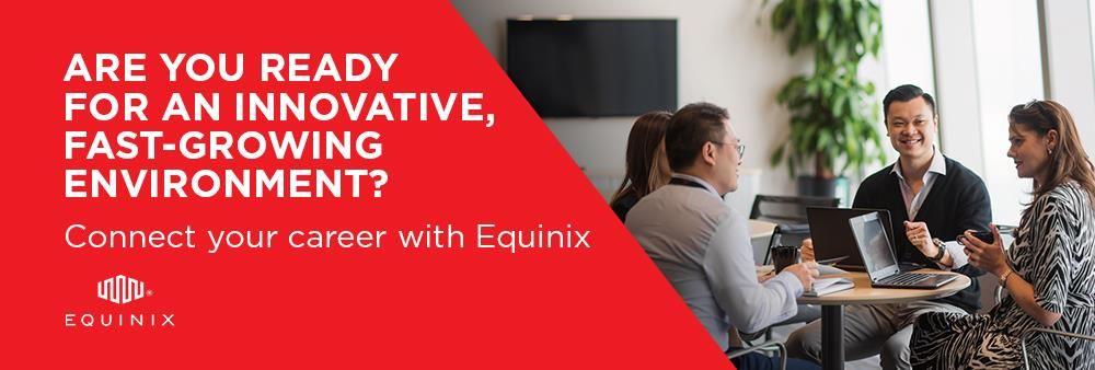 Equinix Hong Kong Ltd's banner
