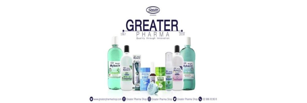 Greater Pharma Limited Partnership's banner