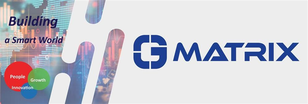 G-matrix Hong Kong Limited's banner