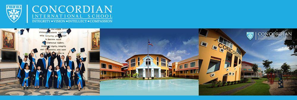 Concordian International School Corporation Limited's banner