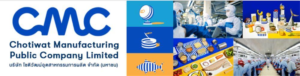 CHOTIWAT MANUFACTURING PUBLIC CO., LTD.'s banner