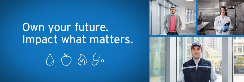 Ecolab Limited's banner