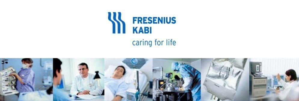 Fresenius Kabi Thailand Ltd.'s banner