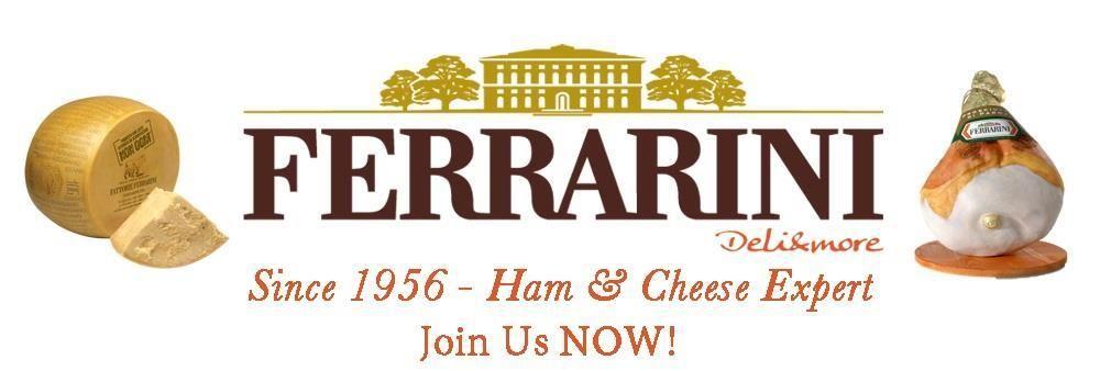 Ferrarini Pacific Limited's banner