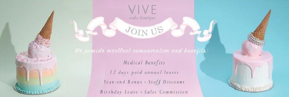 Vive Cake Boutique's banner